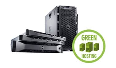 green hosting vboxx servers