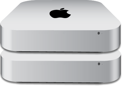 apple mac mini hosting i5